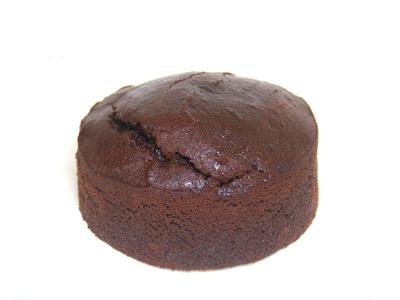 手作りバレンタインレシピ【ココアと玄米粉の丸いケーキ】