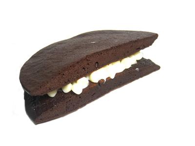手作りチョコレートレシピ【ホワイトチョコミニどら焼き】