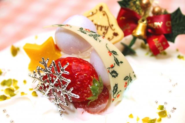食物アレルギー別クリスマスケーキ特集