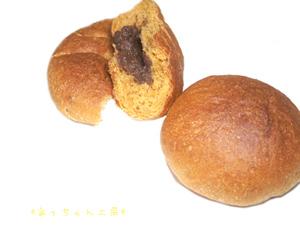 手作りバレンタインスイーツ【キャラメルチョコパン】