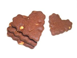 手作りチョコレートレシピ【ピーナッツクッキー】