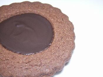 手作りチョコレートレシピ【チョコレートガレット】
