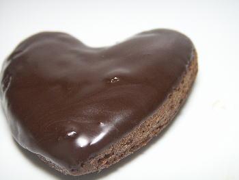 手作りチョコレートレシピ【ココアフィナンシェ チョコレートがけ】