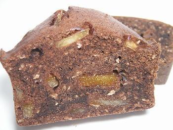 手作りチョコレートレシピ【オレンジココナッツパウンドケーキ】