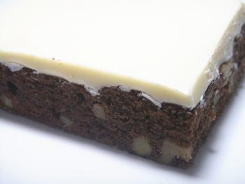 手作りチョコレートレシピ【ホワイトチョコレートブラウニー】