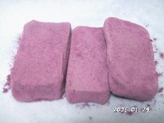手作りチョコレートレシピ【生チョコレート紫いも】